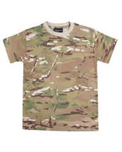 Kombat Kids T-shirt British UTP Camo