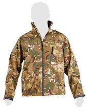 Kombat Trooper Soft Shell Shark Skin Jacket in btp