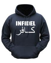 Kombat Infidel Hoodie in Black