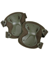 Kombat Spec-Ops Knee Pads in olive green