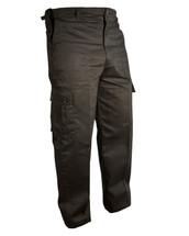 Kombat Trousers - BLACK