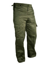 Kombat Trousers - Olive green
