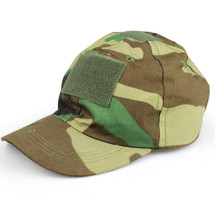 BV Tactical Baseball Cap Hat in DPM Woodland Camo