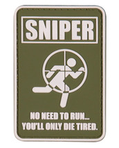 Kombat Sniper No Need to Run Patch