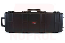Nuprol Large Hard Case with Wheels in Black