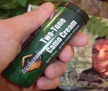 Two Tone Camo Cream