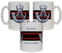 Blank Rifles, Swift & Bold Mug