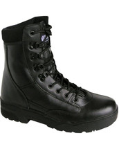 Kombat Army Patrol Military Boots All Leather In Black Colour