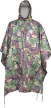 Kombat US Style Poncho In Dpm Camouflage