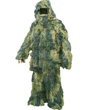 Kombat Adult Ghillies Snipers Suit in Woodland Camo