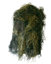 Kombat Ghillies Hat for Snipers in Woodland Camo