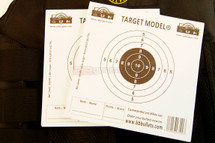 Cybergun paper refill targets for net trap target