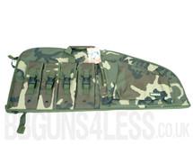 Swiss Arms Camo Famas Tatical Gun Rifle Slip Case