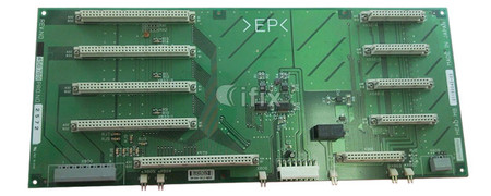 Agfa Acento S CTP Head Motherboard, 32 Channels (Part #DN+S100050867V02)