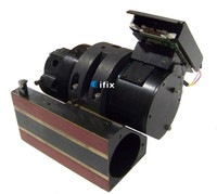 Scitex Dolev 200/400 Spinner Motor/Dynamic Optics (Part #510P28498)