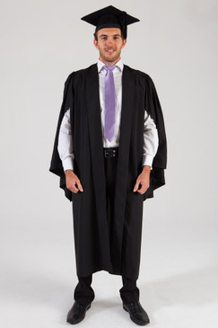 Bachelor Gown and Cap Set