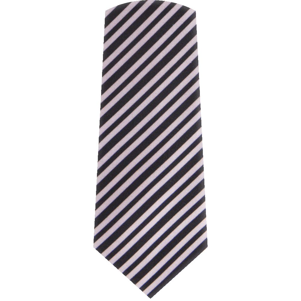 The Jeremy Necktie - alternative view - University graduation gift