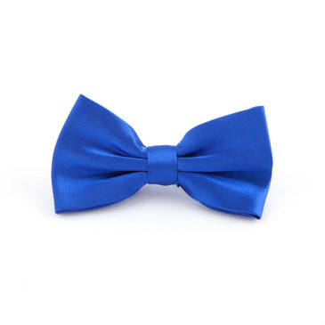 Classic Blue Bowtie - main view - University graduation gift