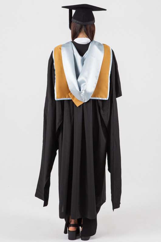 Masters Graduation Gown Set for UNSW - Arts and Social Sciences ...