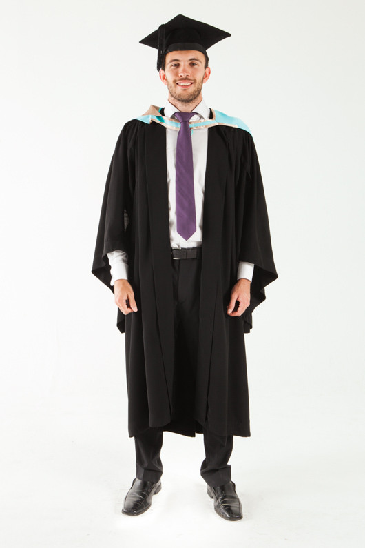Monash University Bachelor Graduation Gown Set - Education ...