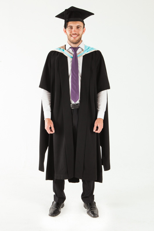 Monash University Masters Graduation Gown Set - Education | GownTown ...