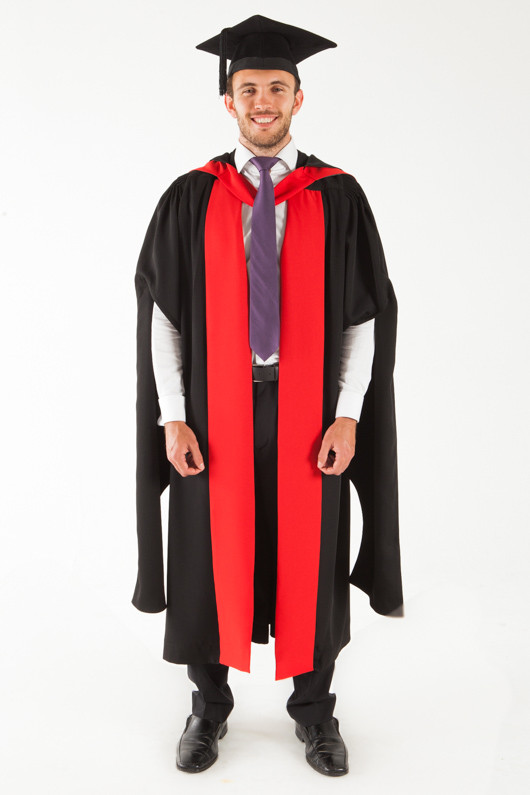 University of Sydney Doctor Graduation Gown Set - PhD | GownTown ...