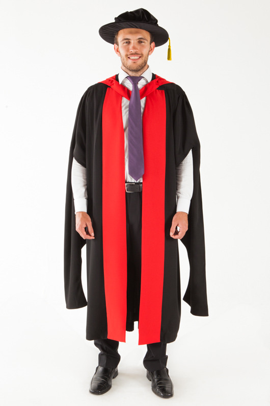 University of Adelaide Doctor Graduation Gown Set - PhD   GownTown ...