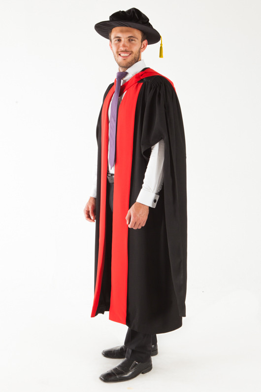 University of Adelaide Doctor Graduation Gown Set - PhD | GownTown ...