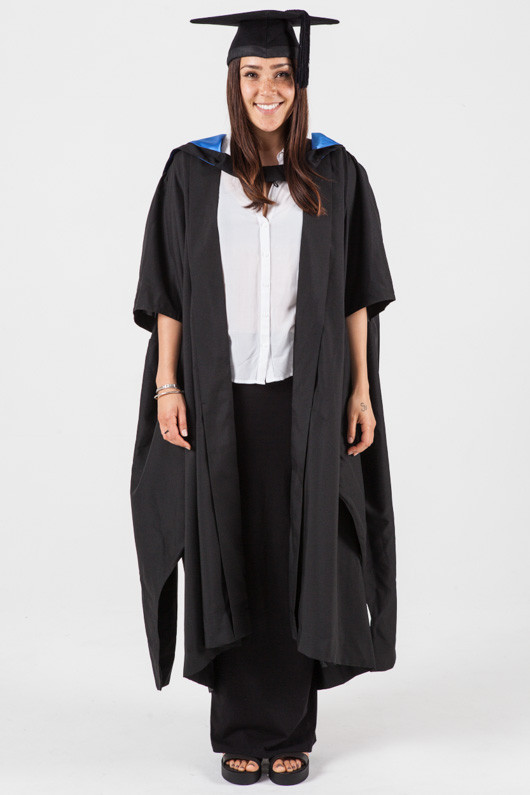 UQ Masters Graduation Gown Set | GownTown