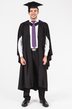 UON Bachelor Graduation Gown Set - Engineering - Front view
