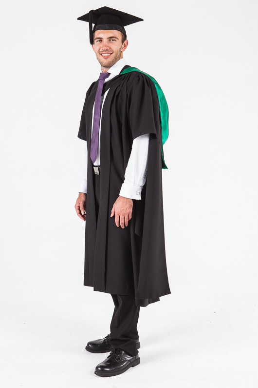 UON Masters Graduation Gown Set - Education | GownTown | Graduation ...
