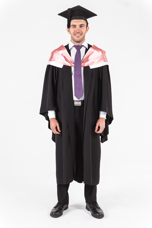 University of Western Australia Bachelor Graduation Gown Set ...
