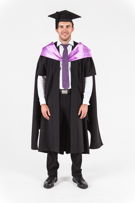University of Western Australia Masters Graduation Gown Set - MBA ...