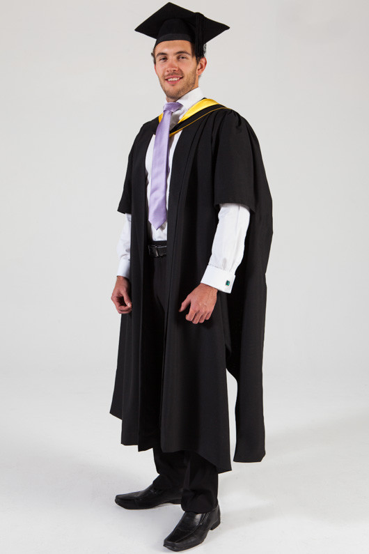 University of Melbourne Masters Graduation Gown Set - Engineering ...