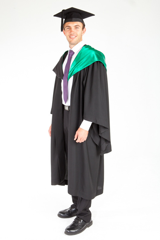 ACU Bachelor Graduation Gown Set - Education and Arts | GownTown ...