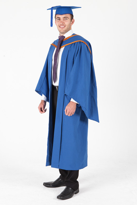 Masters Graduation Gown Set for UOW - Standard | GownTown ...
