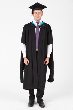 ANU Masters Graduation Gown Set - Medicine and Health Studies - Front view