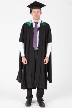 University of Sydney Masters Graduation Gown Set - Professional Accounting - Front view