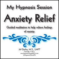 Anxiety Relief Hypnosis CD