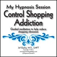 Control Shopping Addiction Hypnosis MP3