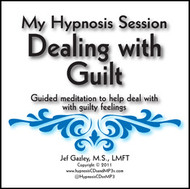 Dealing with Guilt Hypnosis MP3