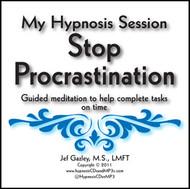 Stop Procrastination Hypnosis MP3