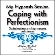 Coping with Perfectionism Hypnosis MP3