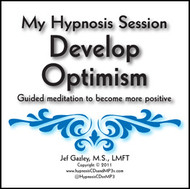 Develop Optimism Hypnosis MP3