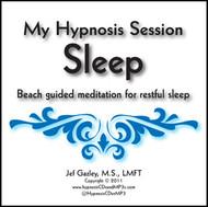 Sleep - Beach Hypnosis CD