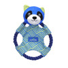 Rascals Fetch Dog Toy Racoon With Rope 10 Inch
