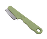 Safari by Coastal Pet Flea Comb with a Double Row of Teeth