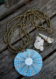 Ocean Song Shell Necklace