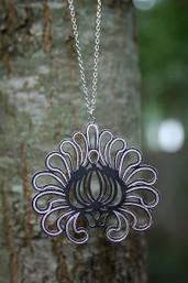 Botanical Blossom Necklace