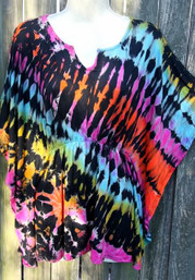 Rainbow Butterfly Top